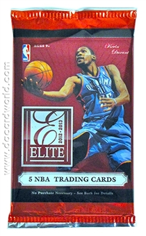 2012/13 Panini Elite Basketball Hobby Pack