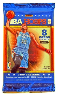 2012/13 Panini Hoops Basketball Hobby Pack