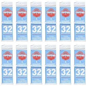 2012/13 Panini Past & Present Basketball Value Rack Pack (Lot of 12) (384 Cards!)