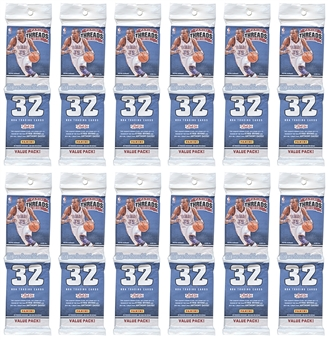 2012/13 Panini Threads Basketball Rack Pack Box (12 Packs) (384 Cards!)