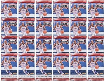 2012/13 Panini Threads Basketball Retail 24-Pack Lot
