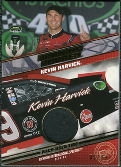 2012 Press Pass Burning Rubber Gold #BRKH4 Kevin Harvick 9/99