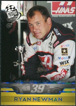 2012 Press Pass Blue Holofoil #29 Ryan Newman /35