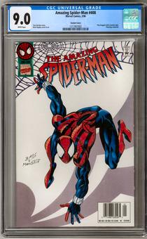 Amazing Spider-Man #408 CGC 9.0 (W) *1217407002*