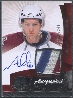 2010/11 The Cup #133 Mark Olver Rookie Patch Auto #224/249