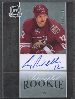 2007/08 The Cup #109 Craig Weller Rookie Auto #160/199