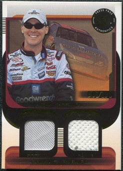 2003 Press Pass Double Burner #DB3 Kevin Harvick 1/100 Firesuit Glove