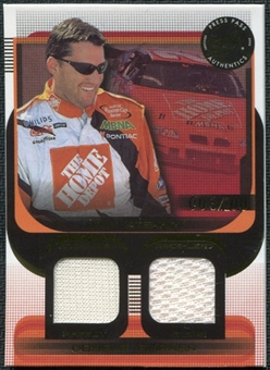 2003 Press Pass Double Burner #DB9 Tony Stewart 3/100 Firesuit Glove