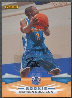 2009/10 Panini #321 Darren Collison Inscriptions Auto