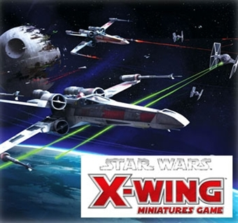 Star Wars X-Wing Miniatures Game: Core Set 6-Box Case