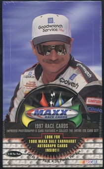 1997 Upper Deck Maxx Racing Prepriced Box