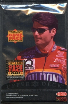 1996 Upper Deck Road To The Cup Racing Retail 24 Pack Lot