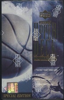 1993/94 Upper Deck Special Edition Basketball Retail Box