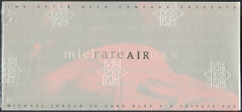 1994/95 Upper Deck Michael Jordan Rare Air Tribute Factory Set