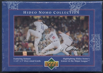 1996 Upper Deck Hideo Nomo Collection Factory Set
