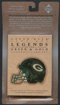 1997 Upper Deck Legends Football Green Bay Packers Factory Set