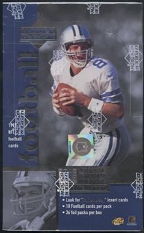1997 Upper Deck Football Retail Box