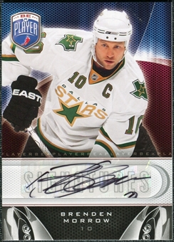 2009/10 Upper Deck Be A Player Signatures #SBM Brenden Morrow Autograph