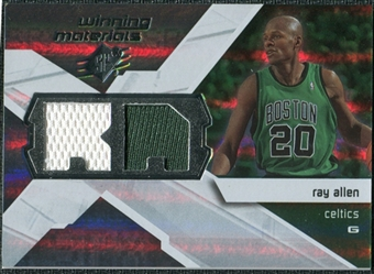 2008/09 Upper Deck SPx Winning Materials #WMIRA Ray Allen