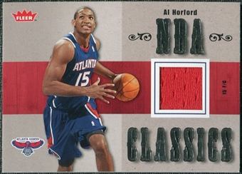 2007/08 Fleer NBA Classics #TTAH Al Horford