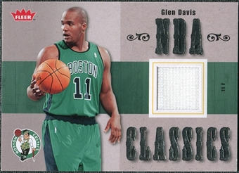2007/08 Fleer NBA Classics #TTGD Glen Davis