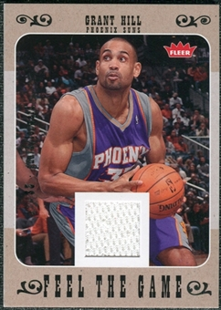2007/08 Fleer Feel The Game #FGGH Grant Hill