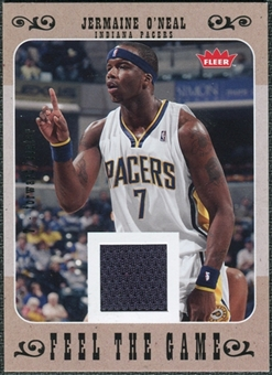 2007/08 Fleer Feel The Game #FGO' Jermaine O'Neal