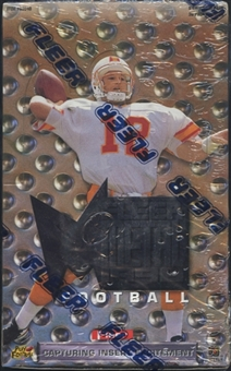 1996 Fleer Metal Football Retail Box