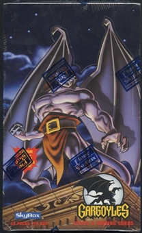 Gargoyles Series 2 Retail Box (Skybox)