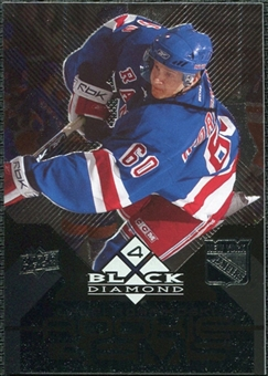 2008/09 Upper Deck Black Diamond Rookie #200 Lauri Korpikoski