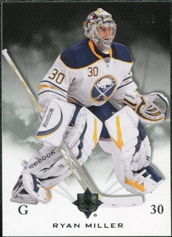 2010/11 Upper Deck Ultimate Collection #7 Ryan Miller /399