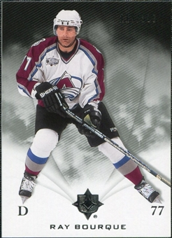 2010/11 Upper Deck Ultimate Collection #16 Ray Bourque /399