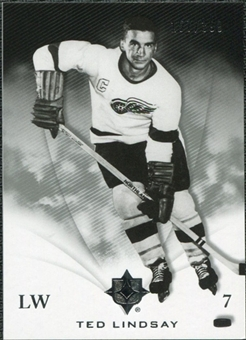 2010/11 Upper Deck Ultimate Collection #19 Ted Lindsay /399