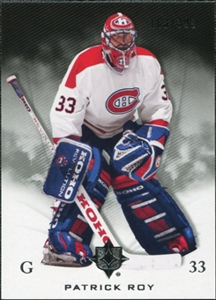 2010/11 Upper Deck Ultimate Collection #32 Patrick Roy /399