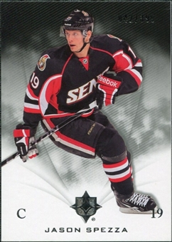 2010/11 Upper Deck Ultimate Collection #39 Jason Spezza /399