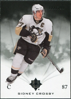 2010/11 Upper Deck Ultimate Collection #47 Sidney Crosby /399
