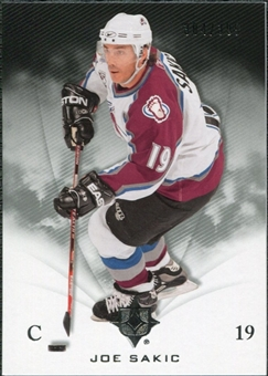 2010/11 Upper Deck Ultimate Collection #48 Joe Sakic /399