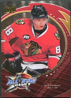 2007/08 Upper Deck All Star Game #ASG5 Patrick Kane RC