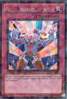 Yu-Gi-Oh Duel Terminal 5 Single Gem-Enhancement Rare DT05