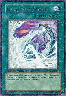 Yu-Gi-Oh Duel Terminal 1 Single Evolution Burst Rare DT01