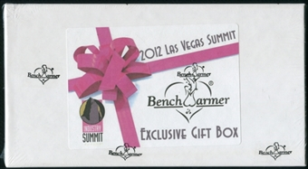 BenchWarmer Las Vegas Summit Exclusive Gift Box (2012)