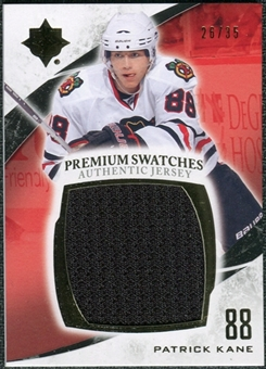 2010/11 Upper Deck Ultimate Collection Premium Swatches #PPK Patrick Kane 26/35