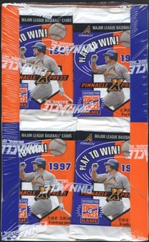1997 Score Pinnacle XPress Baseball 36-Pack Box