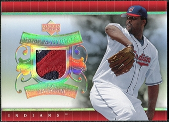 2007 Upper Deck UD Game Patch #CS C.C. Sabathia