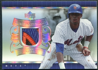 2007 Upper Deck UD Game Patch #JR Jose Reyes