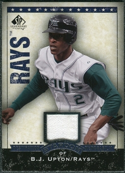 2008 Upper Deck SP Legendary Cuts Destination Stardom Memorabilia #BU B.J. Upton