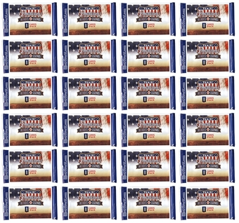 2012 Panini Americana Heroes & Legends Retail Pack (Lot of 24)