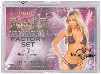 BenchWarmer Happy New Year Factory Set (2012)
