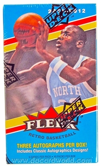 2011/12 Fleer Retro Basketball Hobby Mini-Box