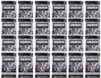 2012 Panini Gridiron Football Retail 24-Pack Lot